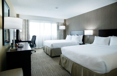 Holiday Inn OPRYLAND-ARPT (BRILEY PKWY) - Two Queen Guest Room  Angle