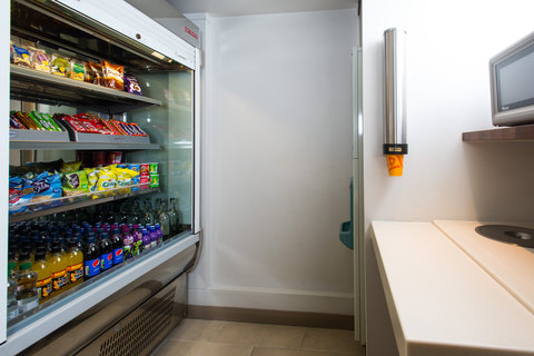 Holiday Inn Express EXETER M5, JCT. 29 - Fancy a snack  Pick up something tasty from our vending fridge