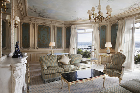 Beau-Rivage, Geneva - Louis II Salon