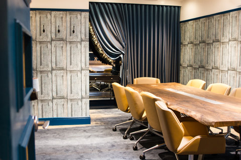 Hotel Indigo LONDON KENSINGTON - EARL'S CT - Brand new meeting room for up to 12 delegates