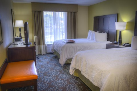 Hampton Inn and Suites Pensacola/Gulf Breeze - Accessible Double Queen