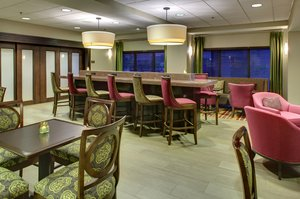 Lobby - Hampton Inn Woodruff Road Greenville