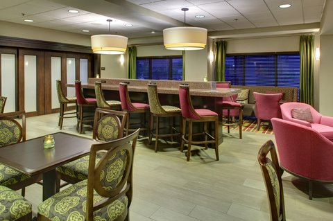 Hampton Inn Greenville-Woodruff Road - Lobby