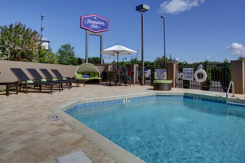 Hampton Inn Greenville-Woodruff Road - Swimming Pool