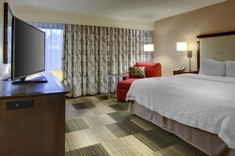 Hampton Inn Greenville-Woodruff Road - King ADA Accessible Room