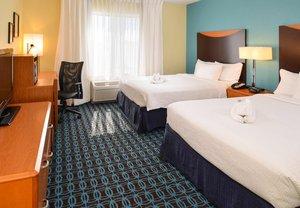 Room - Fairfield Inn & Suites by Marriott Fort Pierce