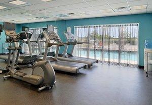 Fitness/ Exercise Room - Fairfield Inn & Suites by Marriott Fort Pierce
