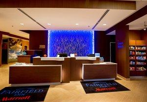 Lobby - Fairfield Inn & Suites by Marriott West Richmond
