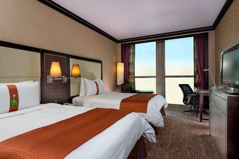 فندق كراون بلازا الكويت  - Holiday Inn Kuwait Al Thuraya City Twin Room