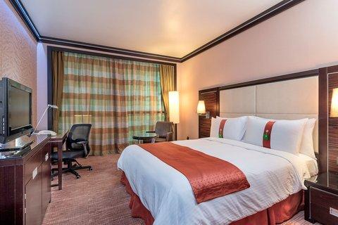 فندق كراون بلازا الكويت  - Holiday Inn Kuwait Al Thuraya City King Bed Room