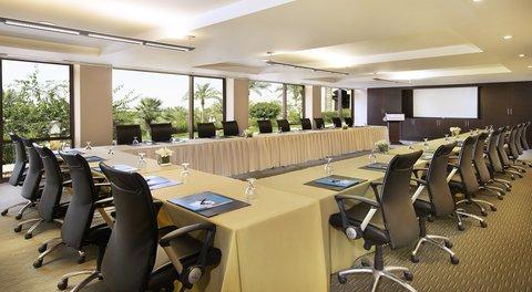 InterContinental AQABA (RESORT AQABA) - Day Light Meeting Room