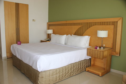 Crowne Plaza TUXPAN - River view single room
