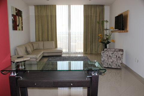Crowne Plaza TUXPAN - Presidential living room