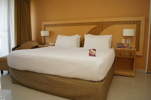 Crowne Plaza TUXPAN - Wheelchair accessible room