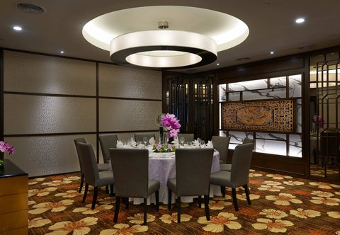 Renaissance Kuala Lumpur Hotel - Dynasty - Private Dining Room