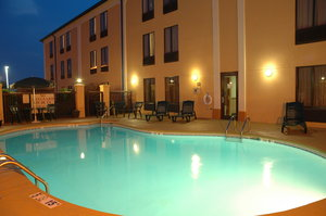 Pool - Holiday Inn Express Greer