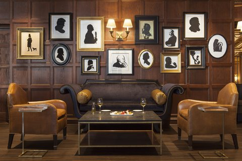 Omni Parker House Hotel - Parkers Bar Lounge
