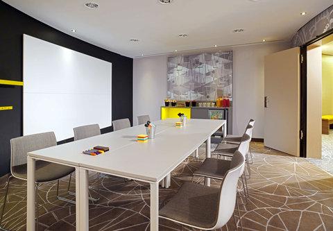 Cologne Marriott Hotel - Studio 1 Meeting Room