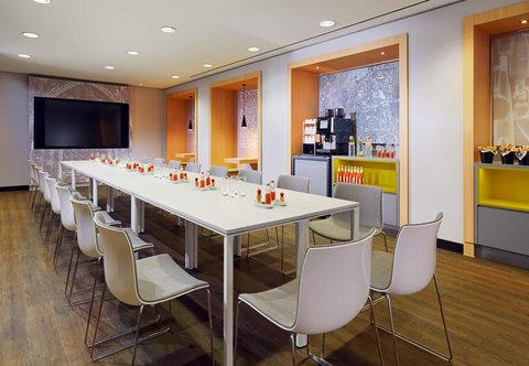 Cologne Marriott Hotel - Creativity Zone Meeting Room