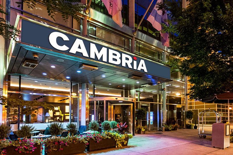 Cambria hotel & suites Chicago Magnificent Mile - Chicago, IL
