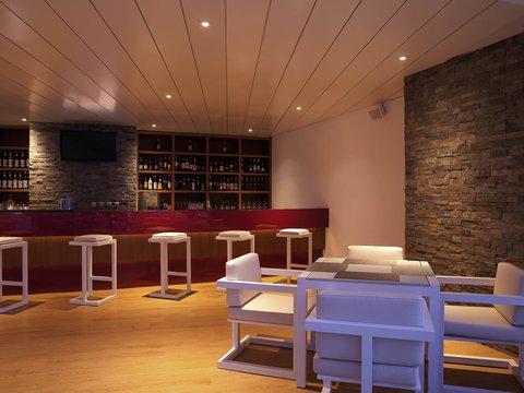 فندق نوفوتيل البرشا - Restaurant