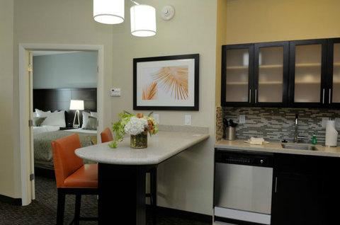 Staybridge Suites ST. PETERSBURG DOWNTOWN - spacious   stylish one bedroom suites