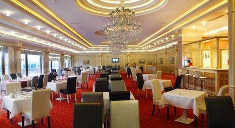 Modern Hotel - Modern Hotel restaurant