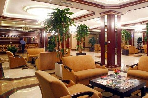 Modern Hotel - Modern Hotel lobby
