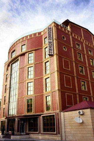 Modern Hotel - Modern Hotel exterior