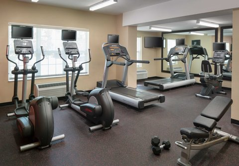 TownePlace Suites Los Angeles LAX/Manhattan Beach - Fitness Center