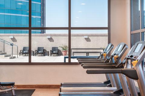 InterContinental AL KHOBAR - Fitness Centre