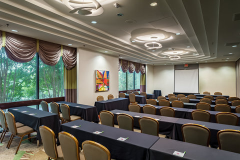 Holiday Inn AUSTIN-TOWN LAKE - Host a lakeside event in the Sunflower Room