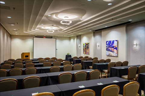 Holiday Inn AUSTIN-TOWN LAKE - Our Marigold Meeting Room