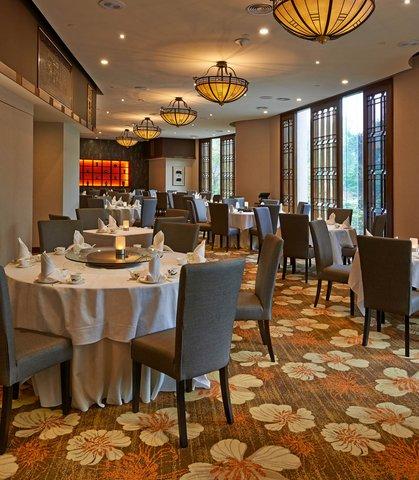 Renaissance Kuala Lumpur Hotel - Dynasty Restaurant - Dining Area