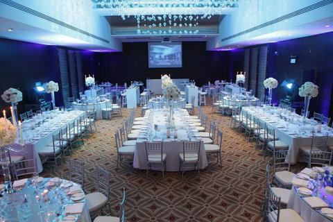 ريجنسي بالاس عمان - Petra Ballroom at Regency Palace Hotel Amman