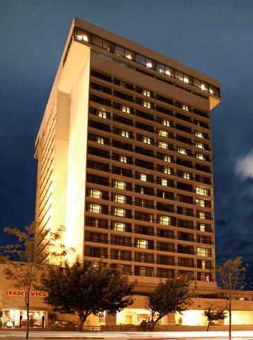 ريجنسي بالاس عمان - Exterior at Regency Palace Hotel Amman