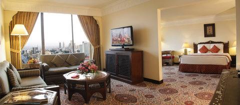 ريجنسي بالاس عمان - Oriental Suite at Regency Palace Hotel Amman