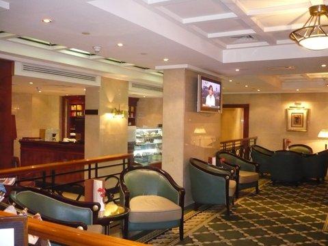 Holiday Inn Downtown Dubai - Enjoy the fresh Coffee in the Metro Bar