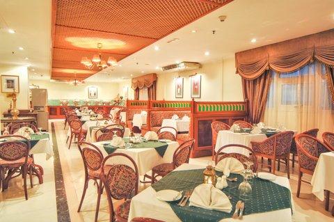 Holiday Inn Downtown Dubai - Breakfast Area