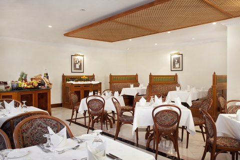 Holiday Inn Downtown Dubai - The All Day Dining Restaurant - The Bistro