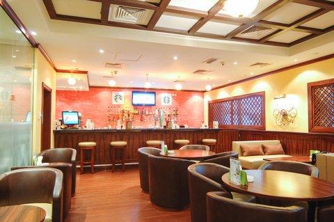 Holiday Inn Downtown Dubai - Bar and Lounge