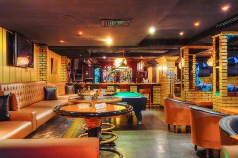 Holiday Inn Downtown Dubai - Uptions Night Club