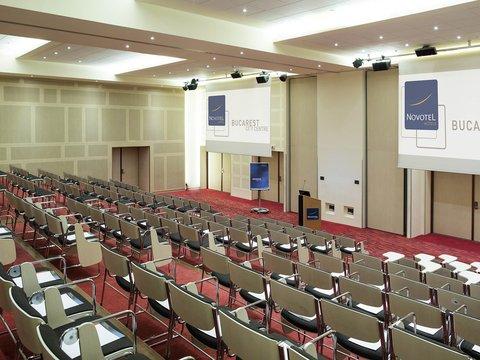 Novotel Bucharest City Centre - Meeting Room
