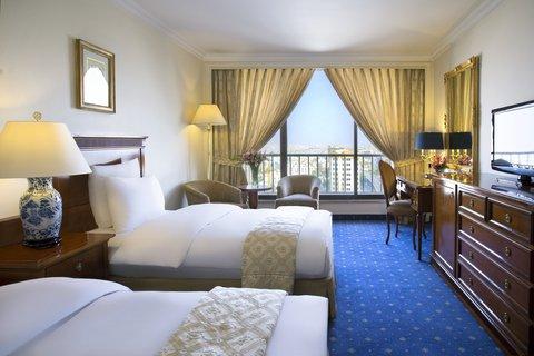 ريجنسي بالاس عمان - Deluxe Double Room at Regency Palace Amman