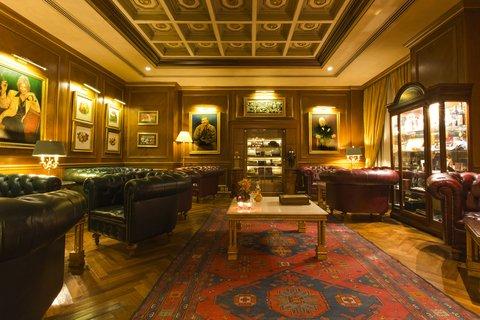 ريجنسي بالاس عمان - Ernesto Cigar Club at Regency Palace Amman