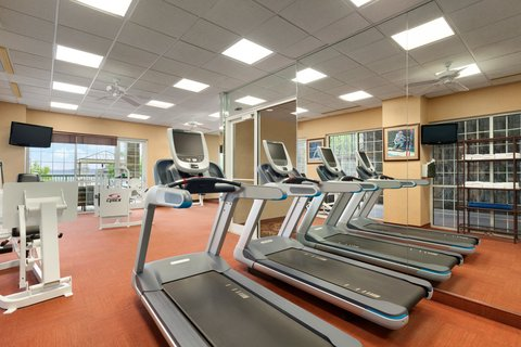 Chateau on the Lake Resort and Spa - Fitness Center