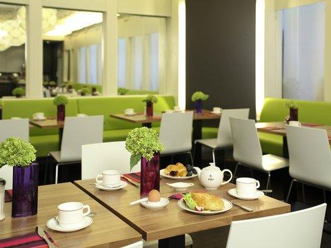 ibis Styles Frankfurt City - Restaurant