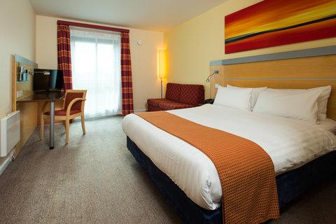 Holiday Inn Express HAMILTON - A great night s sleep is guaranteed at our Hamilton hotel