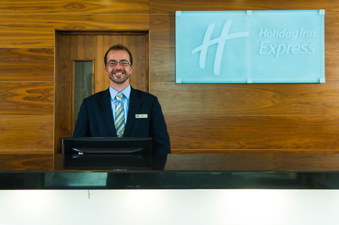 Holiday Inn Express HAMILTON - Looking for some directions or local information  Just ask