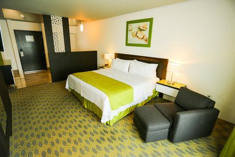 Holiday Inn QUERETARO ZONA KRYSTAL - King Bed Guest Room